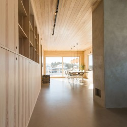 Sanden+Hodnekvam . Red concrete house. Lillehammer afasia (9)