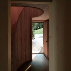 atelier risi . House in Böschi. Oberägeri afasia Philippe Hubler (10)