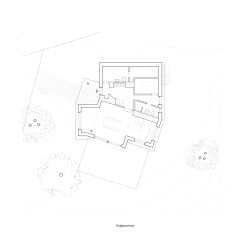 atelier risi . House in Böschi. Oberägeri afasia Philippe Hubler (16)