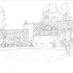 Caruso St John . Arbroath arts centre . Arbroath afasia (7)