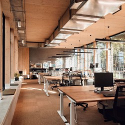 Harrison and White .  Archier . Parks Victoria Albert Park Office and Depot . Melbourne afasia (13)
