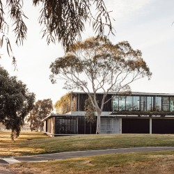 Harrison and White .  Archier . Parks Victoria Albert Park Office and Depot . Melbourne afasia (5)