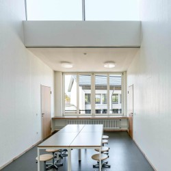 haller gut . Extension of the Hofmatt primary school. Gelterkinden afasia (18)