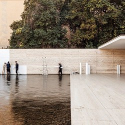 Anna & Eugeni Bach . Mies Missing Materiality . Barcelona afasia Adrià Goula  (29)