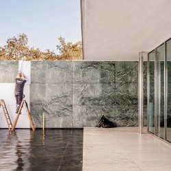 Anna & Eugeni Bach . Mies Missing Materiality . Barcelona afasia Adrià Goula  (36)