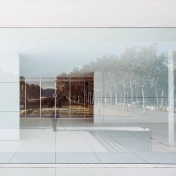 Anna & Eugeni Bach . Mies Missing Materiality . Barcelona afasia Adrià Goula  (7)