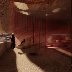 Jean Nouvel . hidden resort . AlUla afasia (8)