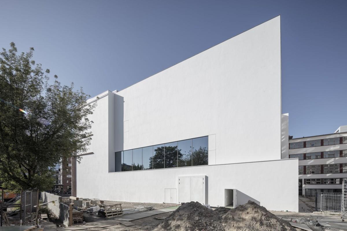 Deutschlandhaus Marte.Marte Architekten