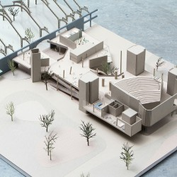 51n4e . NUarchitectuuratelier . renovation of ICC and masterplan of the Floraliën hall . Ghent afasia (5)