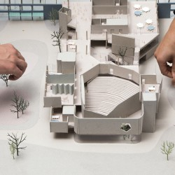 51n4e . NUarchitectuuratelier . renovation of ICC and masterplan of the Floraliën hall . Ghent afasia (7)