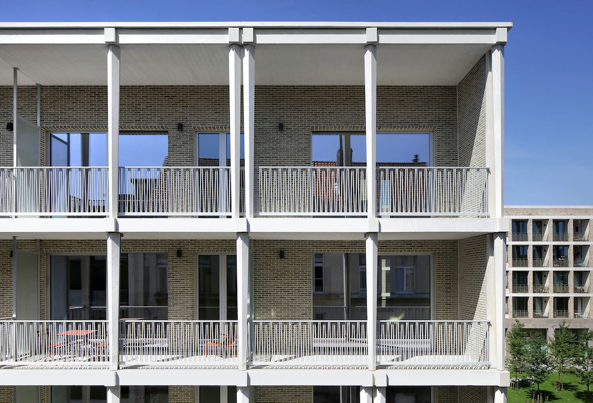 Caruso St John . Falconhoven Apartment Building . Antwerp afasia (6)