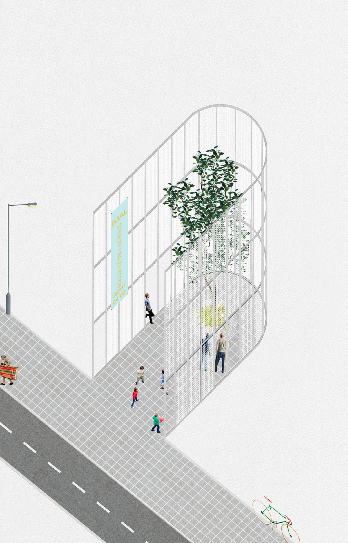 NP2F . CENTRAL office for architecture and urbanism . Brussels Maxime Delvaux  afasia (14)