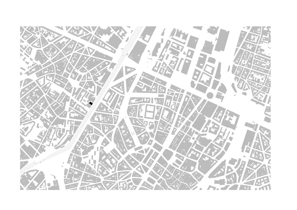 NP2F . CENTRAL office for architecture and urbanism . Brussels Maxime Delvaux  afasia (16)