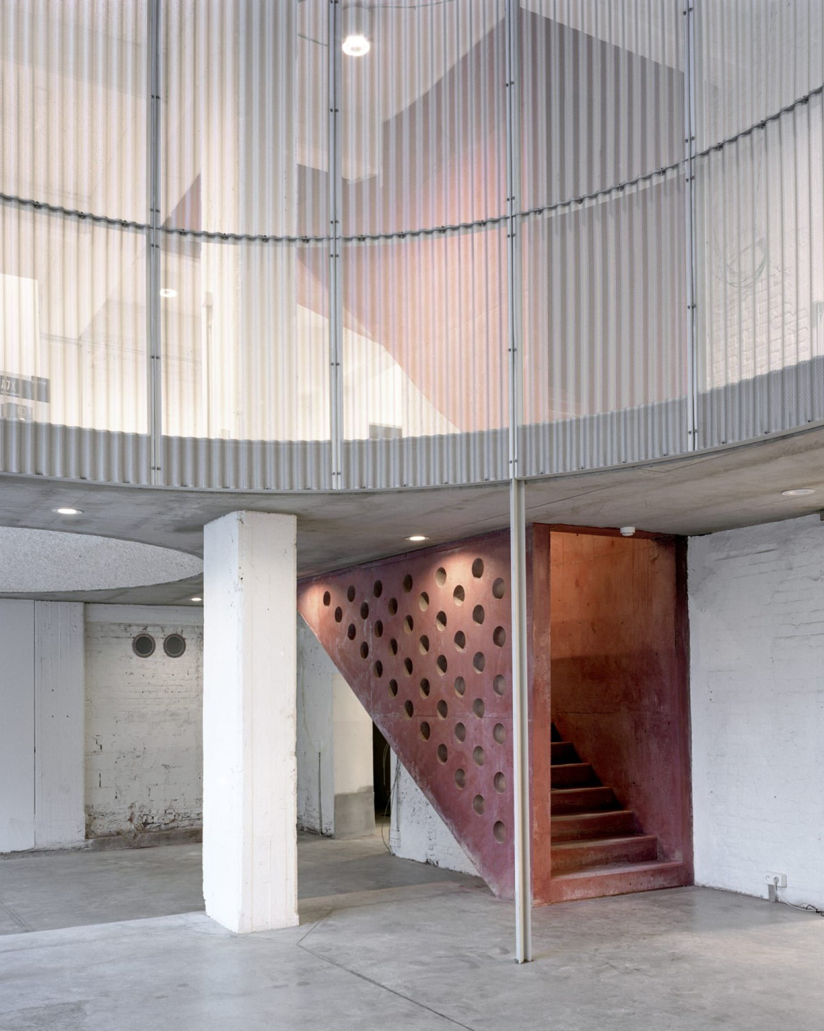 NP2F . CENTRAL office for architecture and urbanism . Brussels Maxime Delvaux  afasia (3)