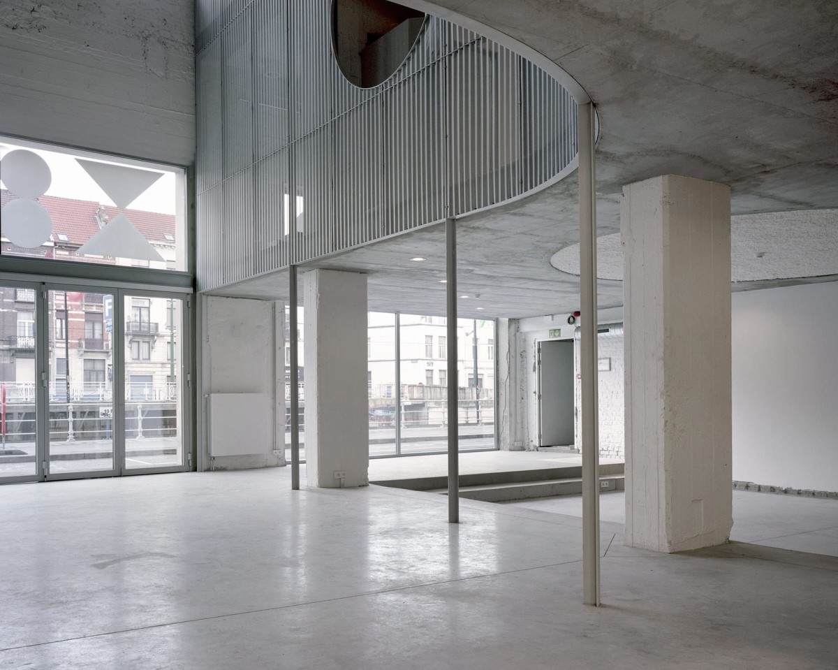 NP2F . CENTRAL office for architecture and urbanism . Brussels Maxime Delvaux  afasia (9)