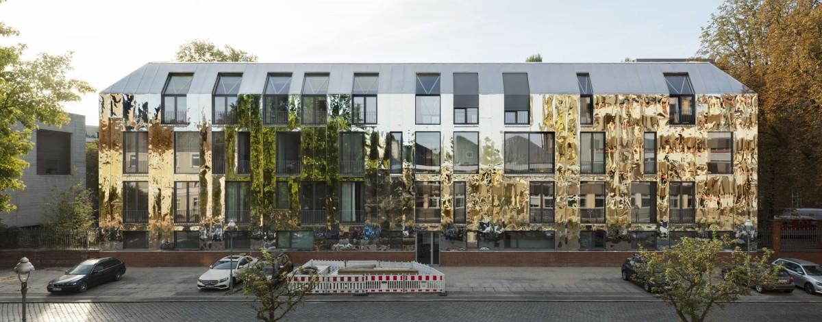 Sauerbruch Hutton . Haus 6 . Berlin afasia (1)