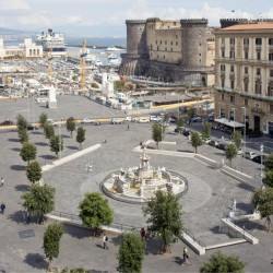 Siza . Souto Figueiredo .  Piazza del Municipio metro station . Naples afasia (12)