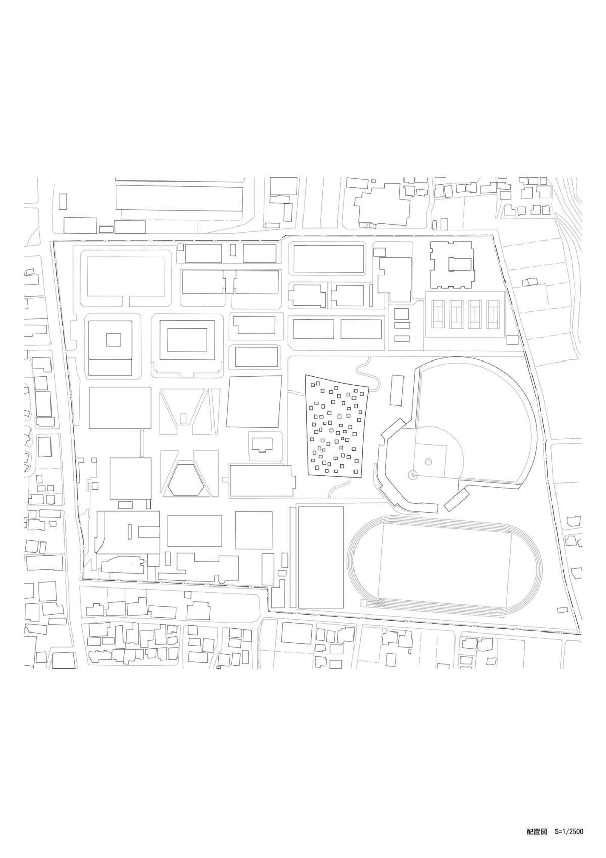 Junya Ishigami . Kanagawa Institute of Technology KAIT Square . Tokyo afasia (12)