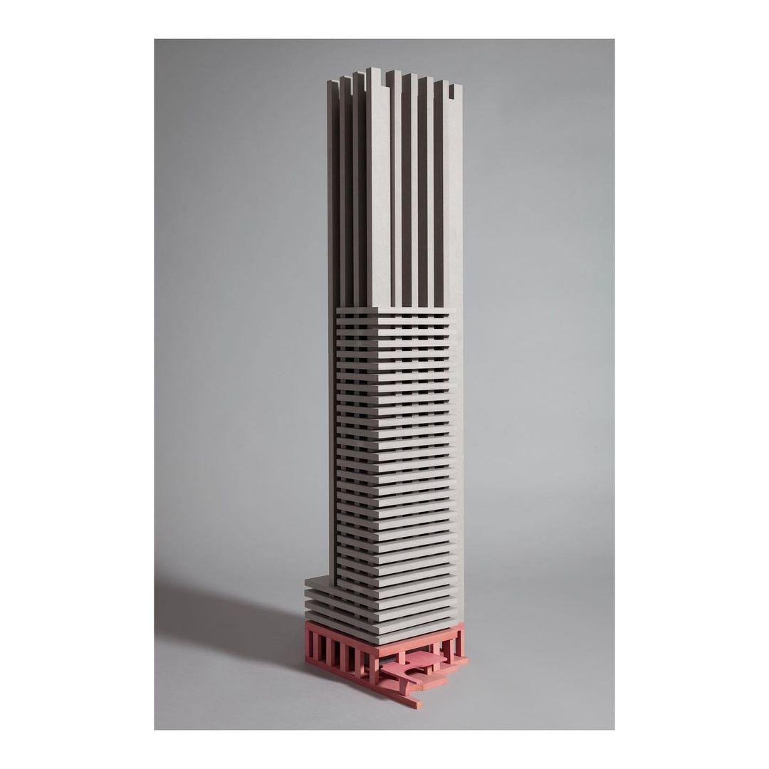 MORRIS+COMPANY . Tall building . London Sophie Percival afasia (1)