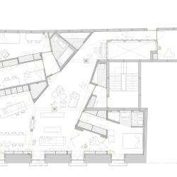 RUE Arquitectos . Casa en Esquina . Madrid Aitor Estévez afasia (18)