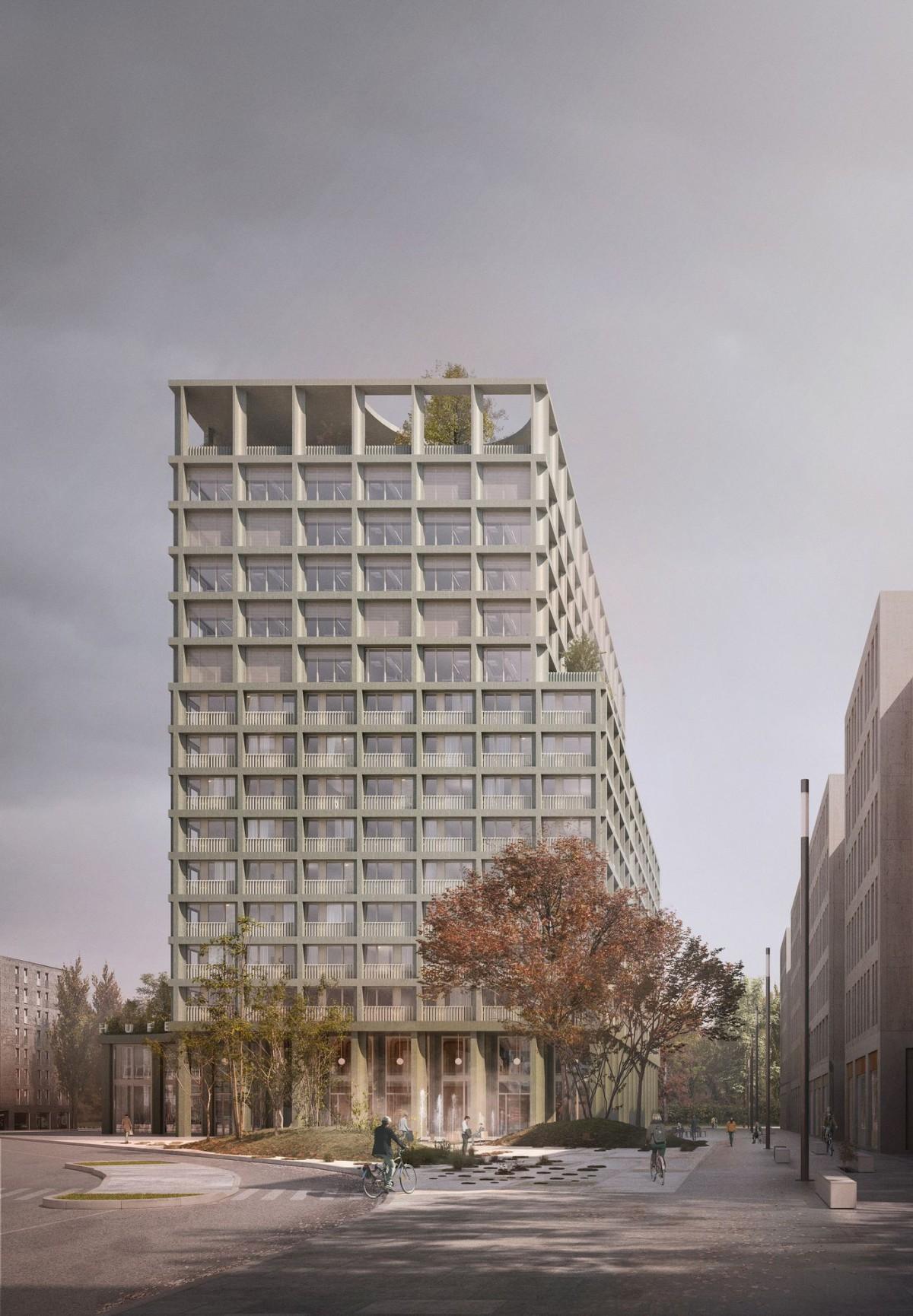 Morris+Company . mixed-use development . Munich afasia (1)