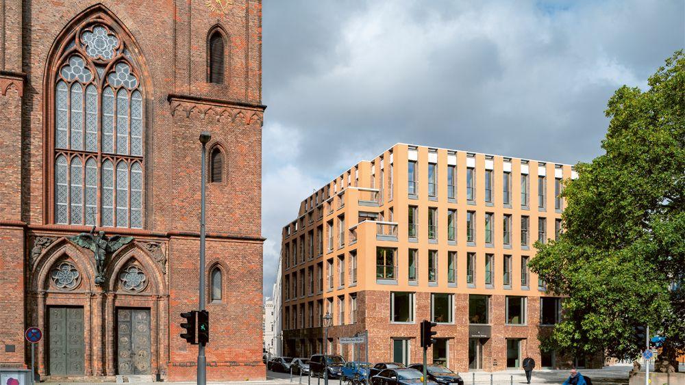 Rafael Moneo . Schinkelplatz mixed-use building . Berlin afasia (6)