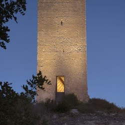 El Fabricante de Espheras . Consolidation and Restoration of the Espioca Tower . PICASSENT Milena Villalba  afasia (13)