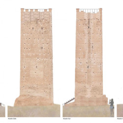 El Fabricante de Espheras . Consolidation and Restoration of the Espioca Tower . PICASSENT Milena Villalba  afasia (23)