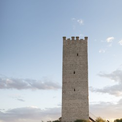El Fabricante de Espheras . Consolidation and Restoration of the Espioca Tower . PICASSENT Milena Villalba  afasia (8)