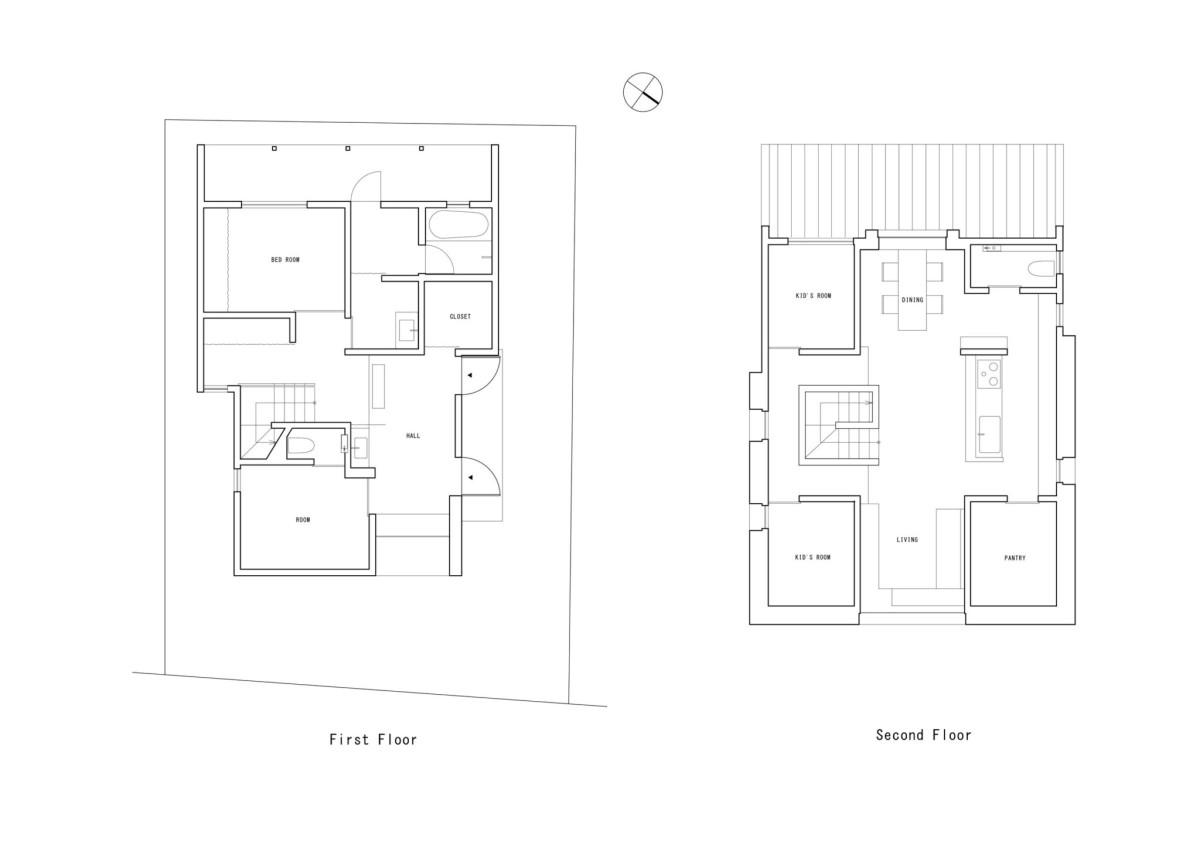 FORM . FRAME HOUSE. Shiga Norihito Yamauchi afasia (19)