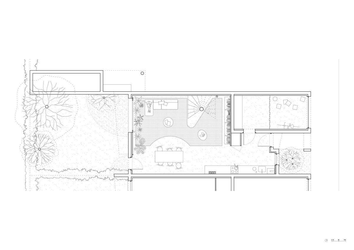 MBL architectes . RGJ House refurbishment . Pantin Stéphane Ruchaud afasia (16)