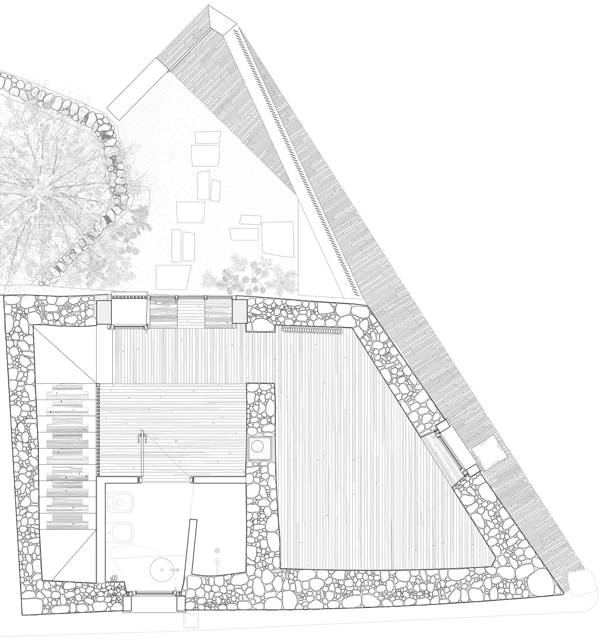 Zarcola Architetti . Castello house . Tregnago afasia DSL studio (18)