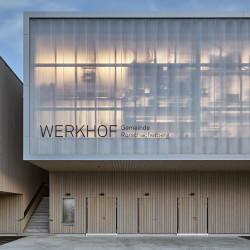 illiz architektur . Werkhof . Rorschacherberg Roger Frei afasia (1)