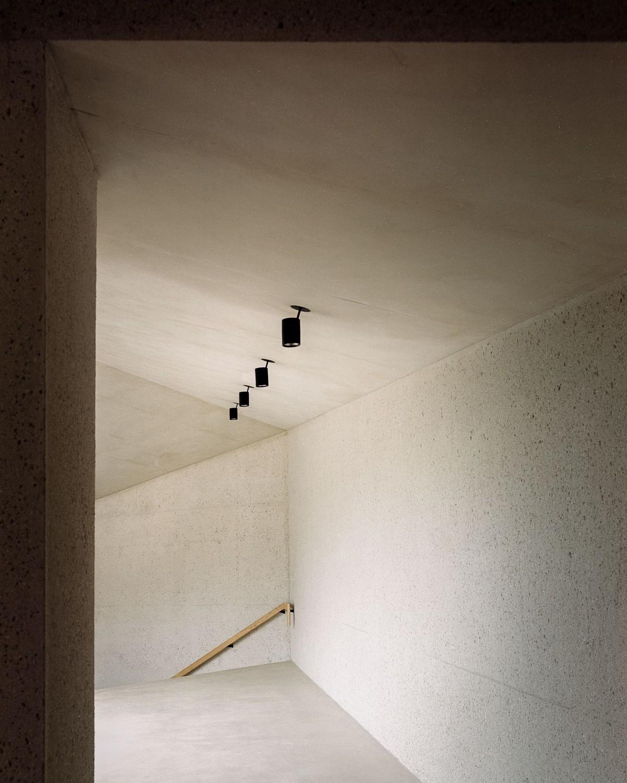 MoDusArchitects . Novacella Abbey Museum Addition  . VAHRN Simone Bossi afasia (14)