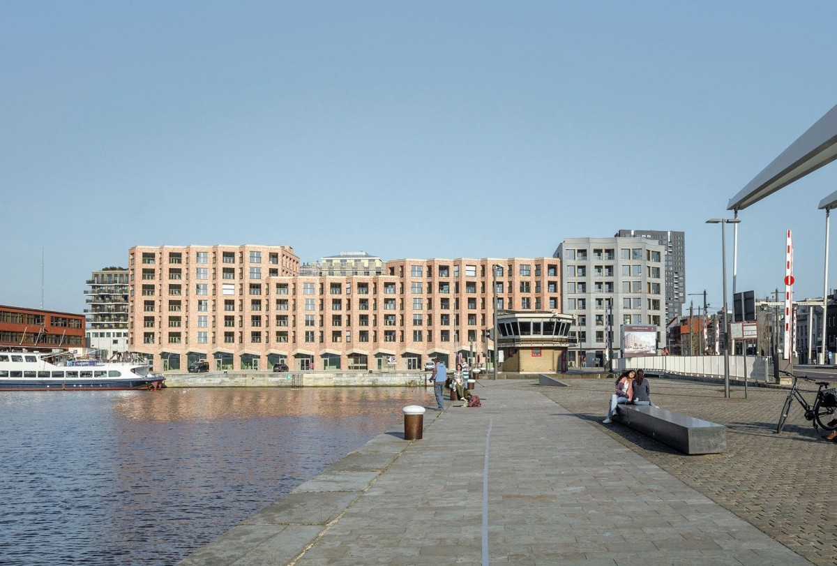 Sergison Bates . Harbour building . Antwerp afasia (2)
