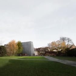 Barozzi Veiga . Groeninge Abbey Art and Exhibition Space. Kortrijk afasia (1)
