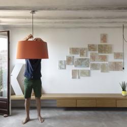 El Fil Verd . Element . Apartment a+e . Barcelona Milena Villalba afasia (2)