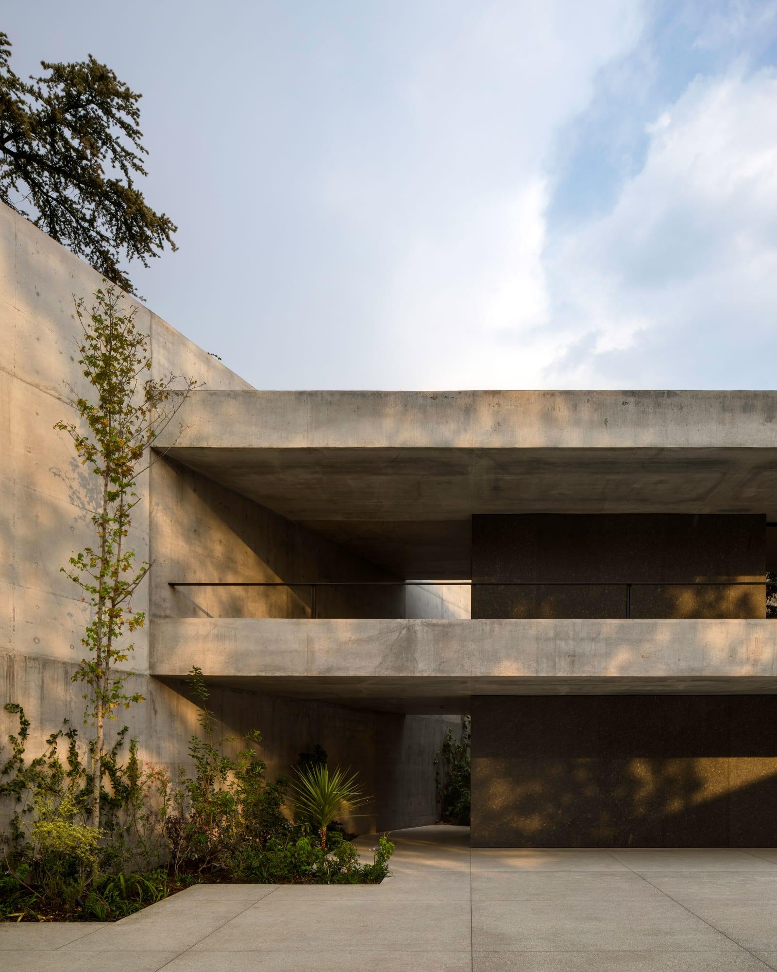 FHV Architectes . Blancasmoran . XXVII . Mexico Rafael Gamo afasia (2)