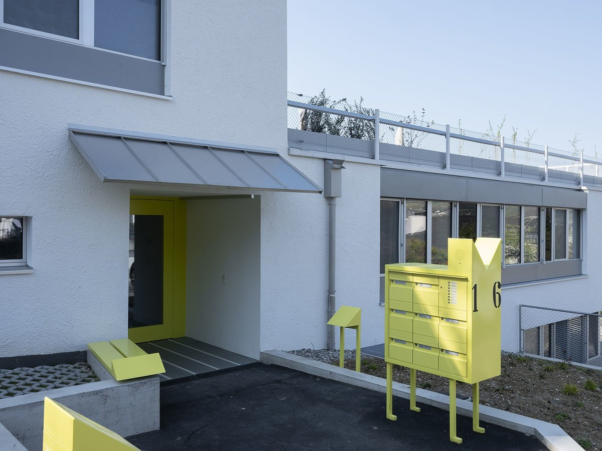 Lütjens Padmanabhan . A Terraced House . Therwil Stefano Graziani afasia (3)