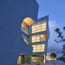 Steven Holl . Cofco Cultural and Health Center . Shanghai afasia (3)